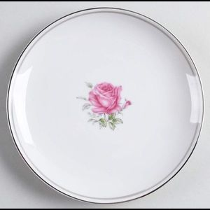 Bread & Butter Plate Imperial Rose